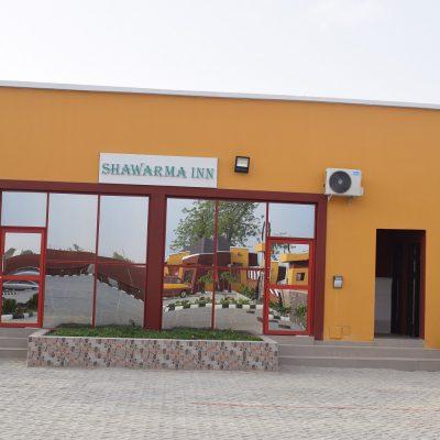 Our wonderful Shawarma Inn