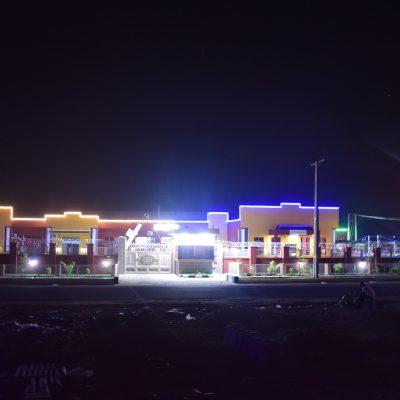 Cedars of Damaturu Night view